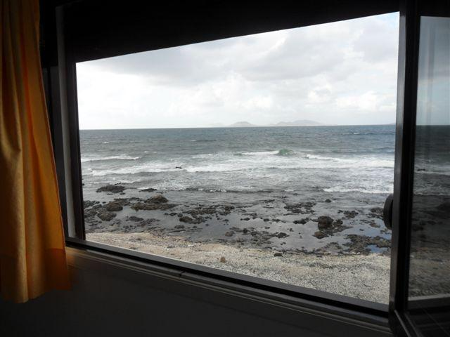 View - Famara Beach Bungalow, Famara, Lanzarote